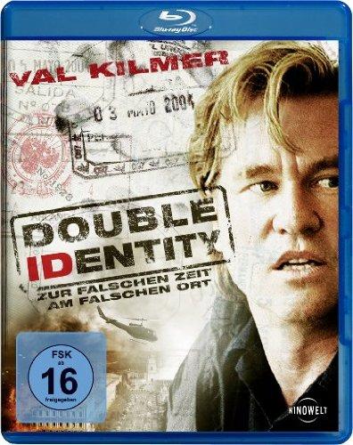 Double Identity [Blu-ray]