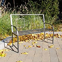 Square-on-Squares Entryway Bench
