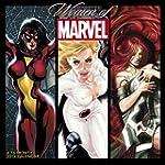 Women of Marvel Wall Calendar (2016)
