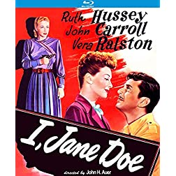 I, Jane Doe [Blu-ray]