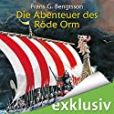 Die Abenteuer des Röde Orm Audiobook by Frans G. Bengtsson Narrated by Günter Schoßböck