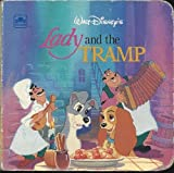 Walt Disney's Lady and the Tramp (Little Nugget) (0307125491) by Balducci, Rita