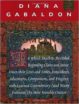 The Outlandish Companion written by Diana Gabaldon