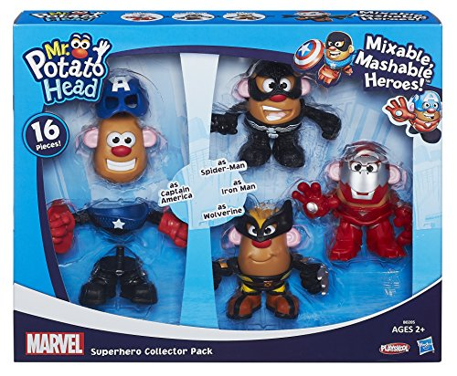 playskool-monsieur-patate-marvel-pack-mini-wolverine-captain-america-iron-man-spider-man
