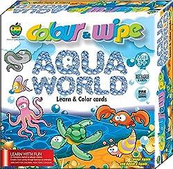 COLOUR & WIPE Aqua World