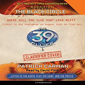 The 39 Clues, Book 5: The Black Circle | [Patrick Carman]