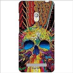 Design Worlds - Asus Zenfone 5 A501CG Designer Back Cover Case - Multicolor...