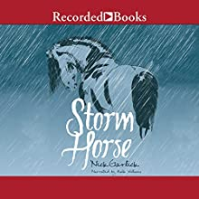 Storm Horse Audiobook by Nick Garlick Narrated by Malk Williams