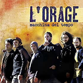 Amazon.com: Macchina del tempo: L'Orage: MP3 Downloads