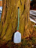 "Maple Syrup Tapping - Tree Saver Tap and Spile Kit - Tap and 36"" Tube (Pack of 10)"