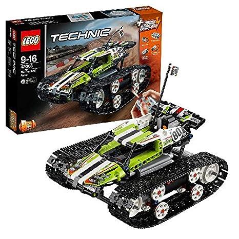 LEGO - 42065 - Technic - Jeu de construction - Le Bolide Sur Chenilles Télécommandé