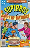 The New Adventures of Superboy #1 Happy 16th Birthday