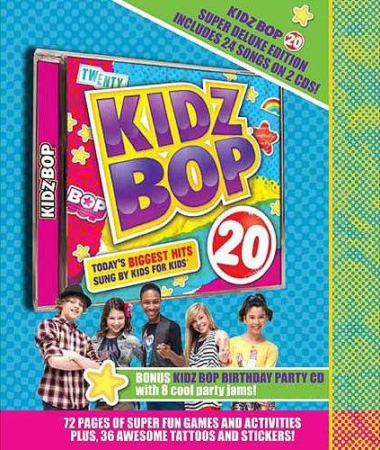 Kidz Bop 20, Deluxe Edition