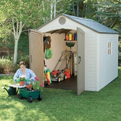 Portable Generator Shed : Portable generator shed