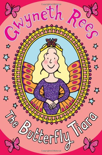 The Magic Dress Shop: The Butterfly Tiara (Marietta'S Magic Dress Shop) front-886522