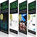 Binary Options: 4 Manuscripts + 5 Free Bonus Books: Binary Options Beginners, Binary Options Advanced, Binary Options Pitfalls, Binary Trading Strategies, Binary Options Trading Audiobook by Ken McLinton Narrated by Dave Wright
