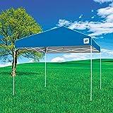 E-Z UP Envoy Instant Shelter Canopy, 10 by 10, Blue