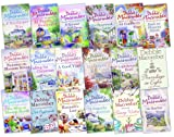 Debbie Macomber A Cedar Cove Story 18 Books Collection Pack Set RRP £136.82 (The Shop on Blossom Street, A Good Yarn, Back on Blossom Street, Twenty Wishes, Summer on Blossom Street, Old Boyfriends, Thursdays at Eight, Hannah''s List, Falling for Christ