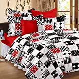 Story @ Home Multi Colour Micro Fiber and Flannel Feather Dohar/AC Quilt