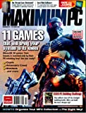 img - for Maximum Pc, October 2007 Issue book / textbook / text book