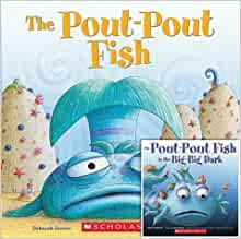 The pout pout fish and the pout pout fish in the big big for The pout pout fish in the big big dark