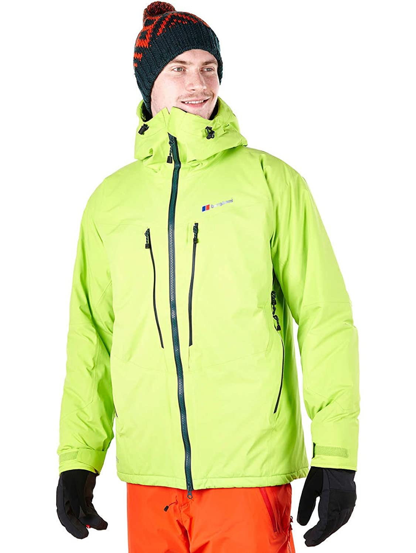 berghaus The Frendo Insulated Jacket electro green/electro green