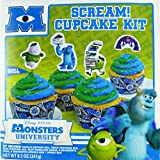 2-pack Disney Monsters University Cupcake Kits - Each makes 8 cupcakes (16 total)