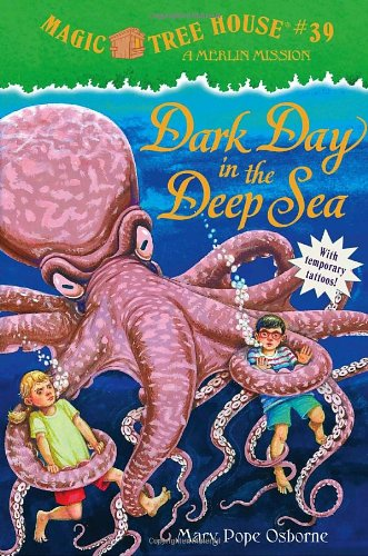 Dark Day in the Deep Sea [With Tattoos]