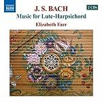 J・S・バッハ:リュート=ハープシコードのための音楽集