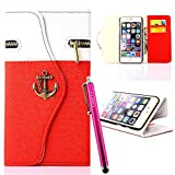 S5 Case - JCmax [Zipper Style] Special Stitching Color Design Flip PU Leather Wallet Case [Kickstand] With Card Slots and Wrist Strap For Samsung Galaxy S5