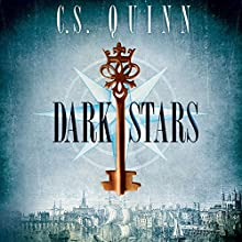 Dark Stars: The Thief Taker Series, Book 3 Audiobook by C. S. Quinn Narrated by Steve West