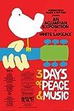 NMR 24772 Woodstock Poster Decorative Poster