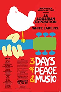 NMR 24772 Woodstock Poster Decorative Poster