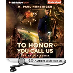 To Honor You Call Us: Man of War, Book 1 (Unabridged)