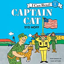 Captain Cat (       UNABRIDGED) by Syd Hoff Narrated by Dan Bittner