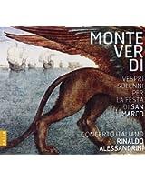 Monteverdi: Vespri Solenni