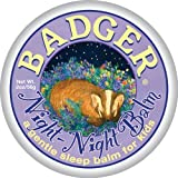 Mini Badger Night Night Balm 21g B072