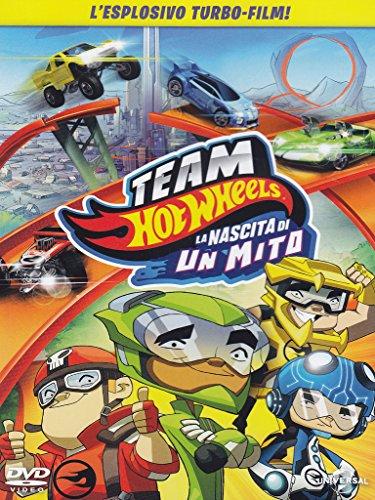 Team Hot Wheels: la Nascita di Un Mito (DVD)