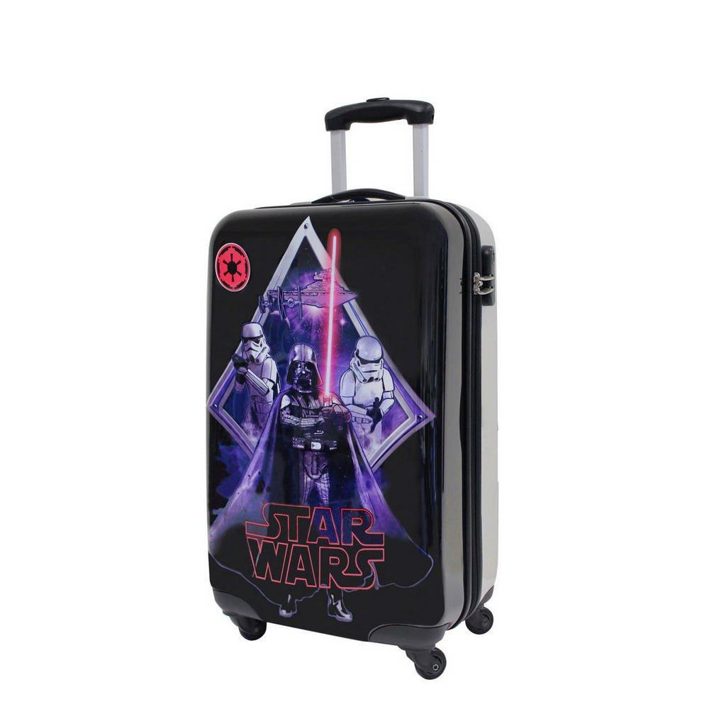 STAR WARS 2191451  ABS Kabinenkoffer Kindergepäck, Schwarz online bestellen