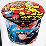 NARUTO ナルト 疾風伝 ナルト一楽ラーメン とんこつ味 BOX (食玩)