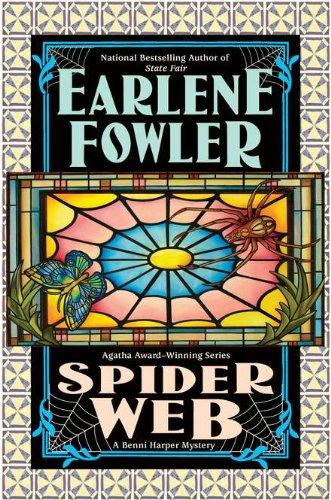 Image of Spider Web (Benni Harper Mystery)