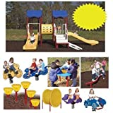 Child Shapers? Playground Package C (inc. Child Turf?)