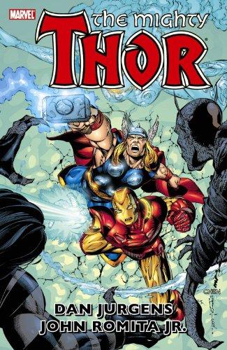 Thor By Dan Jurgens & John Romita Jr. Volume 3