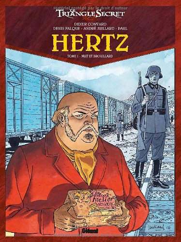 le-triangle-secret-hertz-tome-1-
