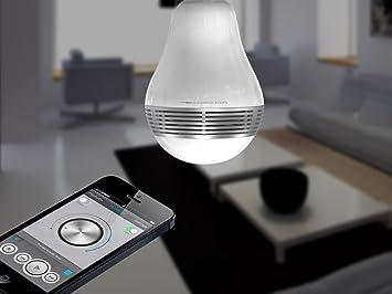 mipow playbulb smart home led gl hbirne mit dee65. Black Bedroom Furniture Sets. Home Design Ideas
