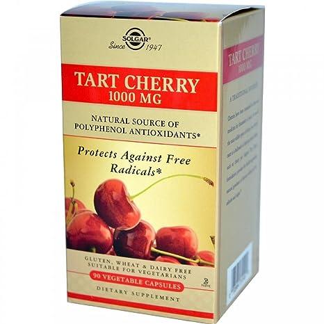 海淘酸樱桃精华:Solgar Tart Cherry 酸樱桃精华萃取胶囊