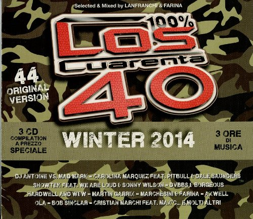 VA-Los Cuarenta Winter 2014-3CD-2013-ONe Download