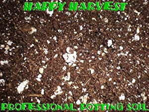 8 Quart Bag of Happy Harvest Potting Soil