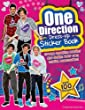 One Direction Dress-Up Sticker Book: A Sizzlin' Pop Heartthrob Sticker Activity Book