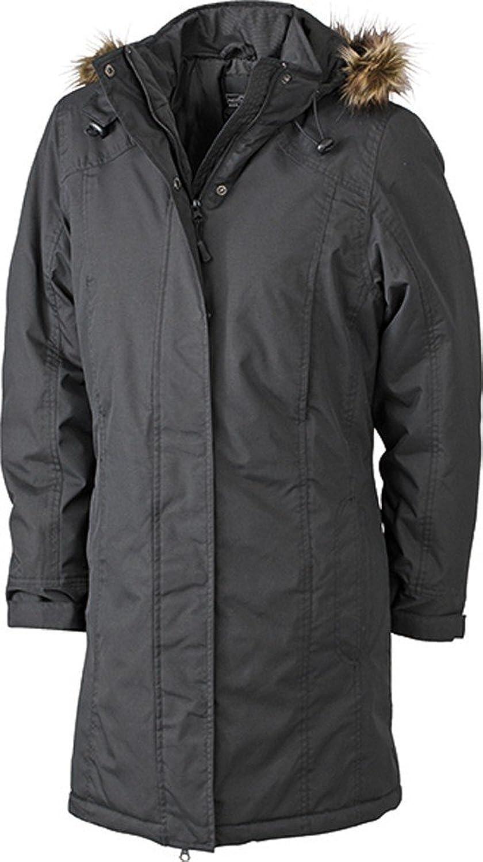 JN1038 Ladies' Parka Wetterfester Parka mit abnehmbarer Kapuze Jacke Damen kaufen